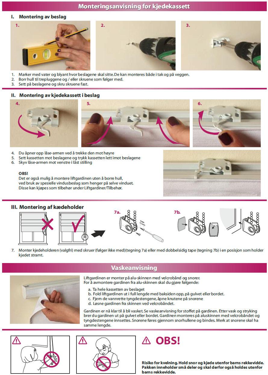 Liftgardiner montering u2013 Materialvalg for baderomsmobler